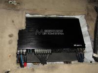 Установка усилителя Audio System M 80.4 в Lexus LX 470