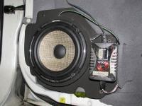 Установка акустики Focal Performance PS 165 F в Lexus LX 470