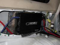 Установка усилителя Audio System CO 650.1 в Lexus LX 470