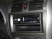 Фотография установки магнитолы Alpine CDE-175R в Toyota Corolla X