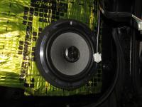 Установка акустики Focal Performance PC 165 в Nissan X-Trail (T30)