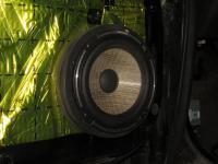 Установка акустики Focal Performance PS 165 F в Nissan X-Trail (T30)