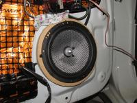 Установка акустики Focal Access 165 AS в Mitsubishi Pajero IV