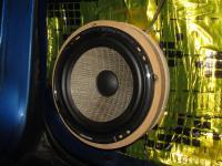 Установка акустики Focal Performance PS 165 F в Subaru Forester (SH)