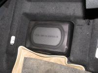 Установка сабвуфера Pioneer TS-WX120A в Skoda Yeti
