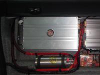 Установка усилителя DLS MAD11 в BMW 3 (E92)