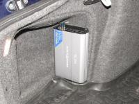 Установка усилителя Art Sound XE 754 в Skoda Octavia (A5)