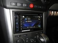 Фотография установки магнитолы Pioneer AVH-X2800BT в Opel Antara