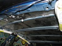 Установка Comfort Mat Silver S2 в Hyundai Solaris