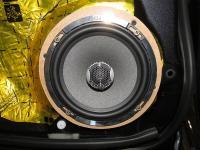 Установка акустики Focal Performance PC 165 в Subaru Forester (SJ)