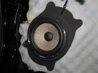 Установка акустики Focal Performance PS 165 F в Toyota Land Cruiser 150