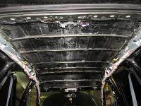 Установка Comfort Mat Silver S2 в Peugeot 4007