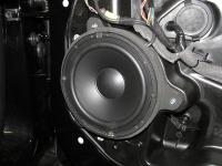 Установка акустики Morel Tempo 6 в Volvo XC60