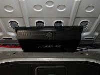 Установка усилителя Audio System M 80.4 в Volkswagen Passat CC