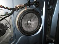 Установка акустики Focal Access 165 AS в Skoda Fabia