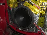 Установка акустики Audison Prima APK 165 в Toyota GT86