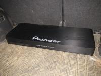 Установка сабвуфера Pioneer TS-WX710A в Mitsubishi Outlander III