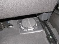 Установка сабвуфера Art Sound Power Box в Nissan X-Trail (T32)