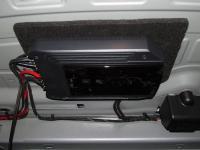 Установка усилителя JBL GX-A604 в Volkswagen Polo V