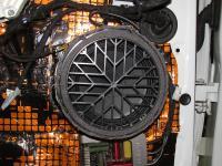 Установка акустики Audison AV K6 в Audi Q7
