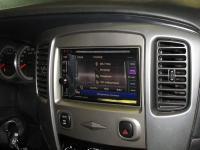 Фотография установки магнитолы Kenwood DNX4150BTR в Ford Escape