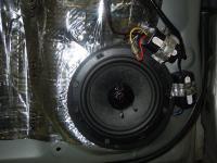 Установка акустики DLS B6A в Suzuki Grand Vitara