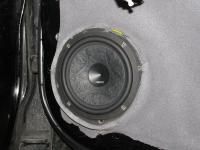 Установка акустики Hertz ESK 165L.5 в Honda Pilot