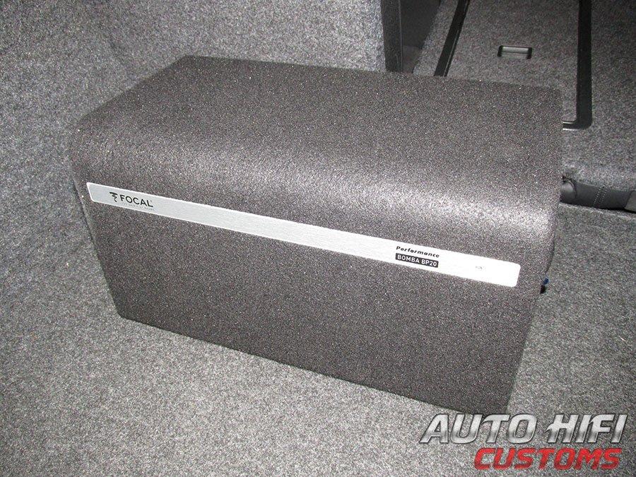 focal access bomba bp20 skoda octavia a7. Black Bedroom Furniture Sets. Home Design Ideas