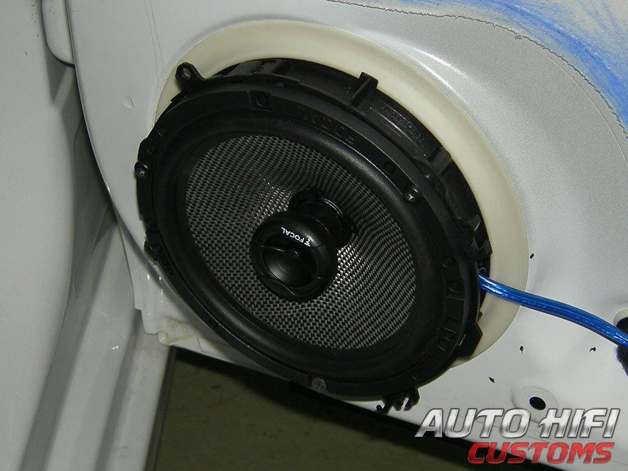 установка акустики в ситроен джампер