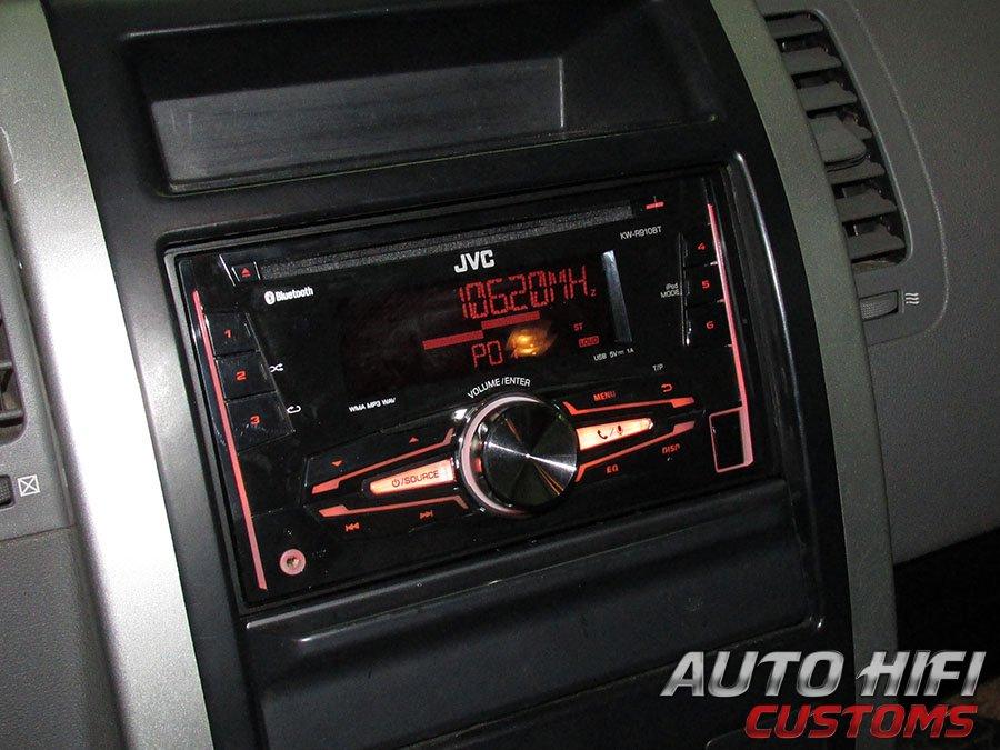 Штатная автомагнитола globex gu-t713i (без карты) для автомобиля toyota rav 4 (2006-13)
